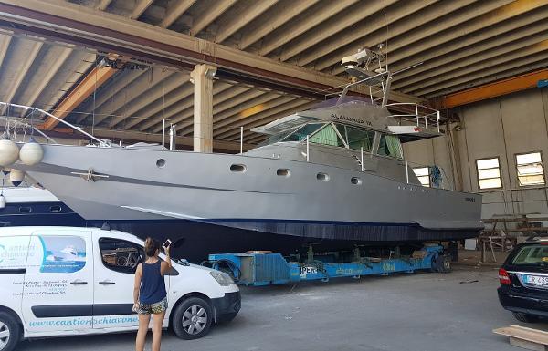 Custom Ambrosini Tiger Shark 55
