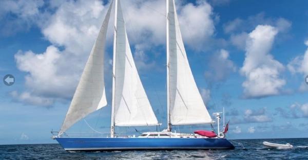 Southern Ocean Shipyard Ocean 80 Custom