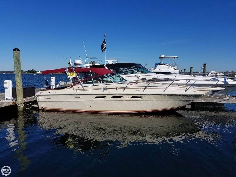 Sea Ray 310 Express Cruiser 1980 Sea Ray 310 Express Cruiser for sale in Hampton, NH