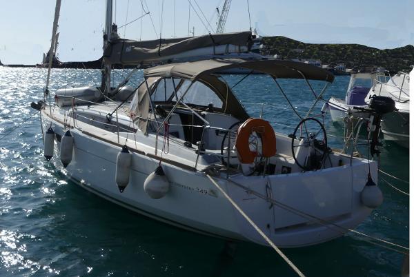 Jeanneau Sun Odyssey 349 Jeanneau Sun Odyssey 349 for sale in Greece