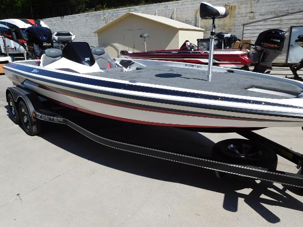 Skeeter ZX 250 COLOR PACKAGE D