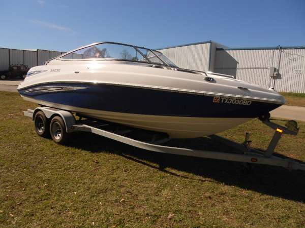 Yamaha Boats SX230 High Output