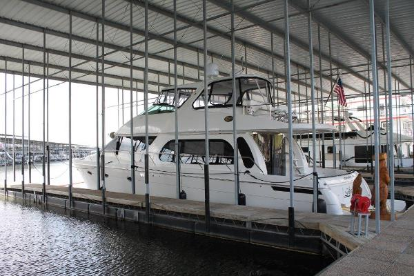 Carver 56 Voyager Pilot House