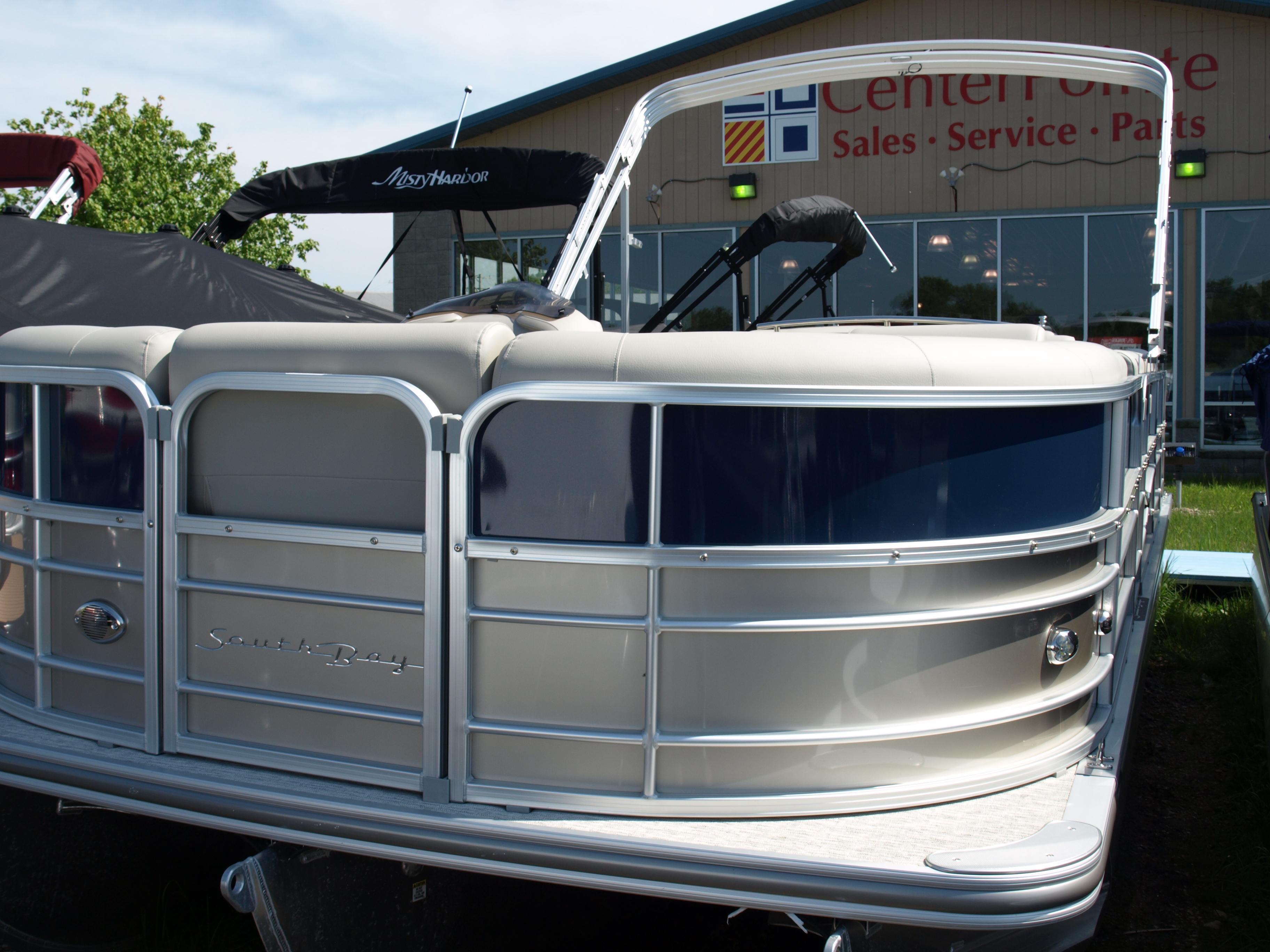 South Bay 224SB2-BED BT. Tri-Toon