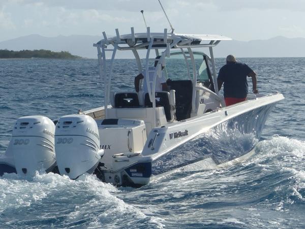 Wellcraft Fisherman 302