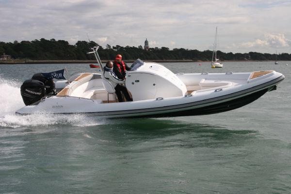 Hunton 904 Rib Hunton Powerboats 904 RIB