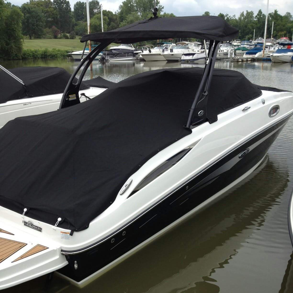 Sea Ray Sundeck 260