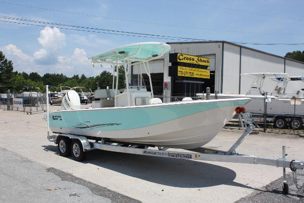Carolina Skiff 24 Ultra Elite
