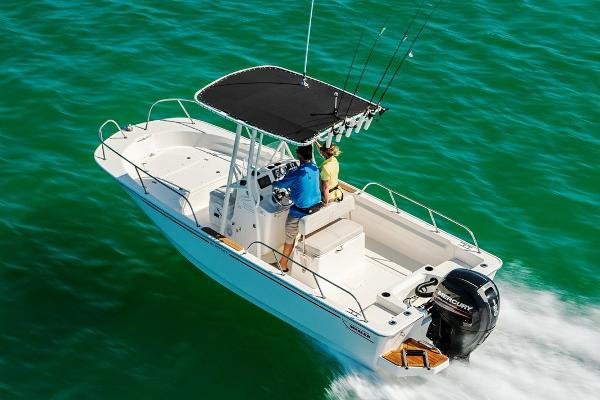 Boston Whaler 190 Montauk Manufacturer Provided Image