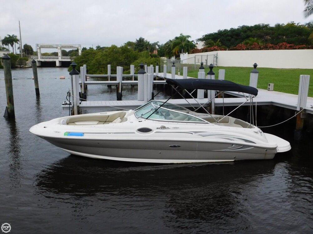 Sea Ray 240 Sundeck 2005 Sea Ray 240 Sundeck for sale in West Palm Beach, FL
