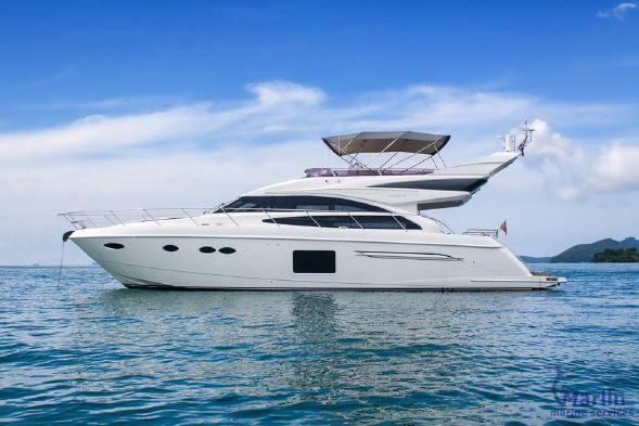 Princess Flybridge Princess 64