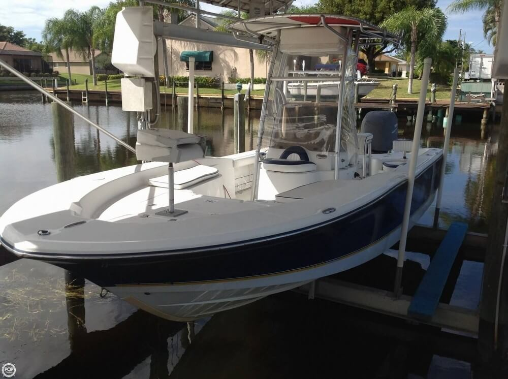 Polar Boats 2310 BAY 2005 Polar 2310 Bay for sale in Cape Coral, FL