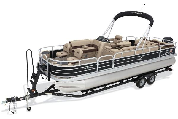 Sun Tracker Fishin' Barge 24 DLX