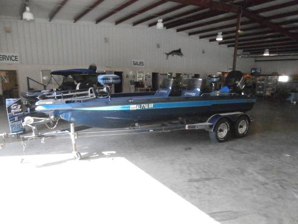 Champion Boats 204 Dcx