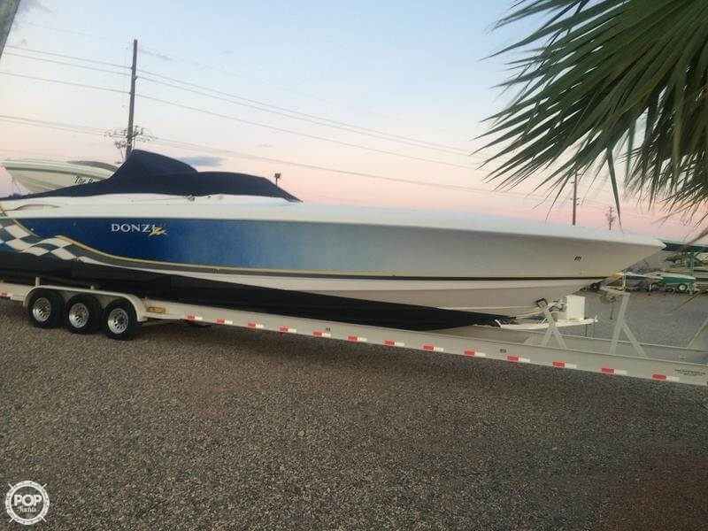 Donzi 45 Zx 2001 Donzi 45 ZX for sale in Lake Havasu City, AZ