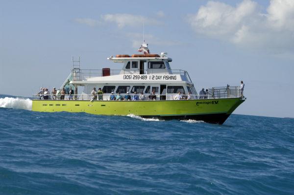 Cooper Catamaran Passenger Fishing Photo 1