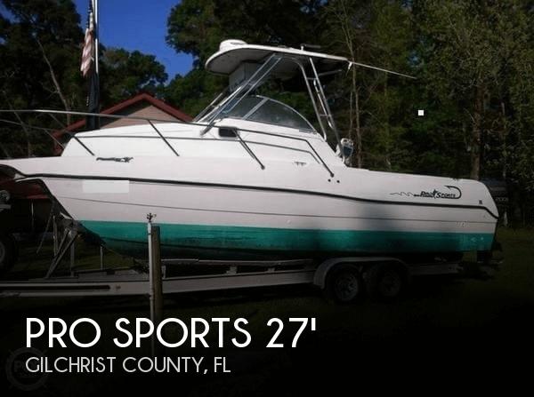 Pro Sports 2650 ProKat WA 2000 Pro Sports 2650 ProKat WA for sale in Fanning Springs, FL