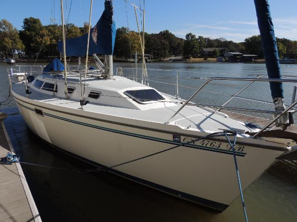 Catalina 320 Stb. Bow