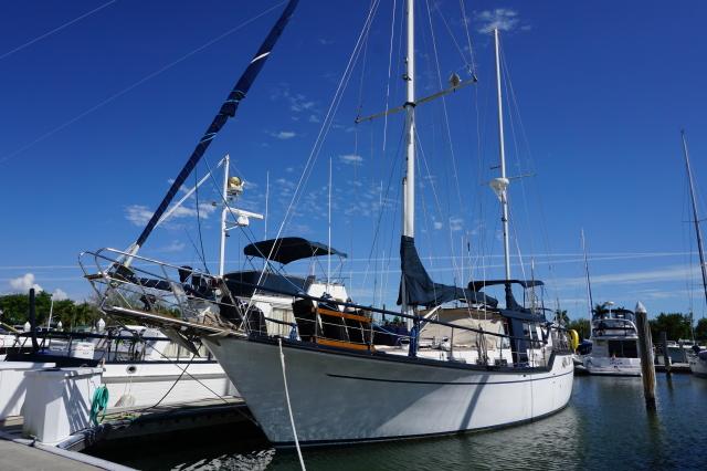 Nauticat Cutter/Ketch