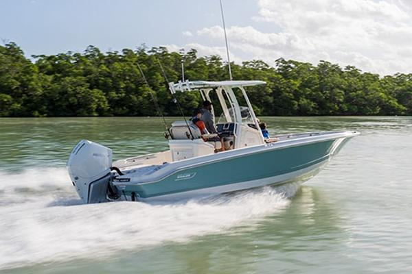 Boston Whaler 250 Dauntless Manufacturer Provided Image