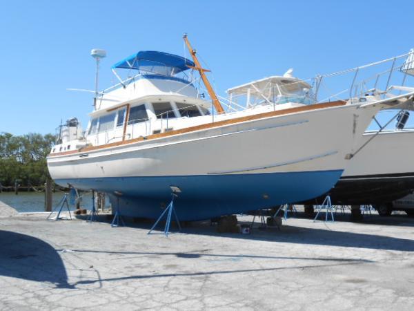Gulfstar Long Range Trawler