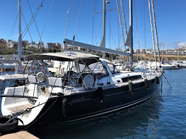 Beneteau Oceanis 58 Abayachting Beneteau Oceanis 58 1