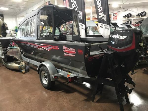 Rh Boats Sea Hawk 200