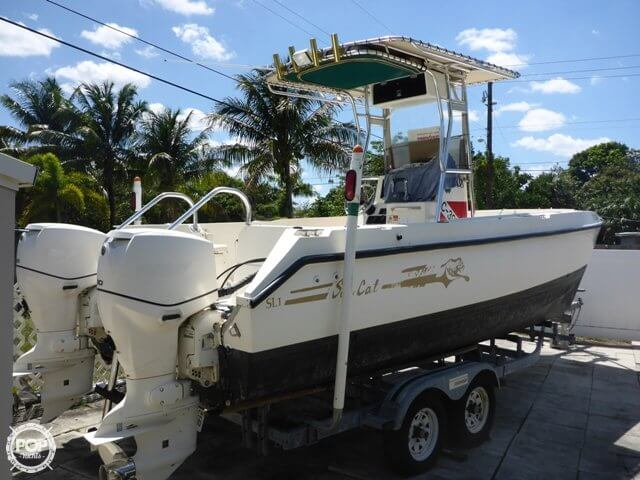 Sea Cat SL1 Center Console 1996 Sea Cat SL1 Center Console for sale in Boca Raton, FL