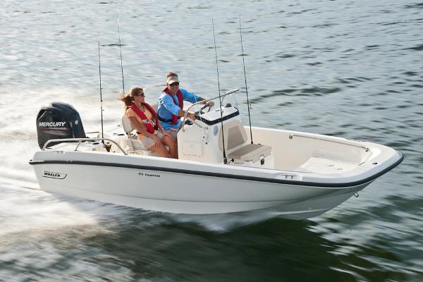 Boston Whaler 170 Dauntless Manufacturer Provided Image