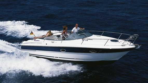 Bavaria Motor Boats BMB 29 Sport  DC Manufacturer Provided Image: BMB 29 DC