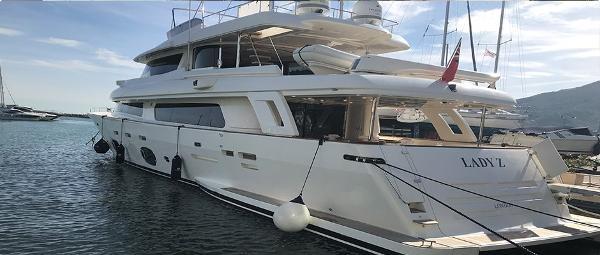 Ferretti Yachts Navetta 33 custom line