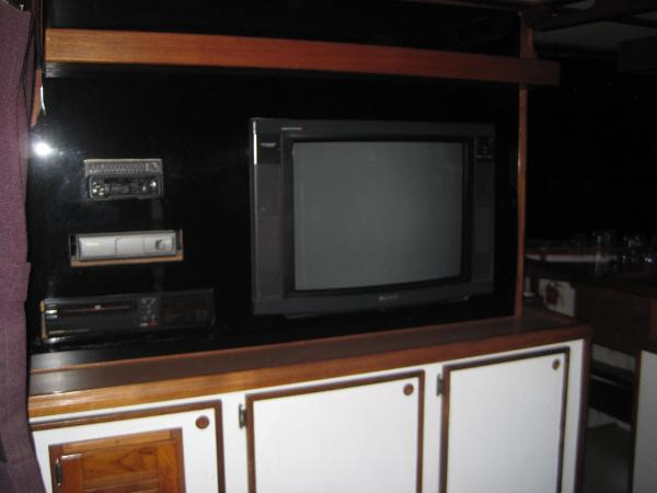 dated entertainment system