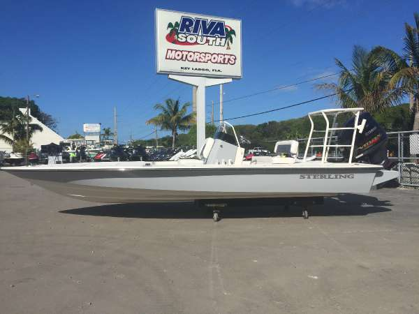 Sterling Boats 220XS
