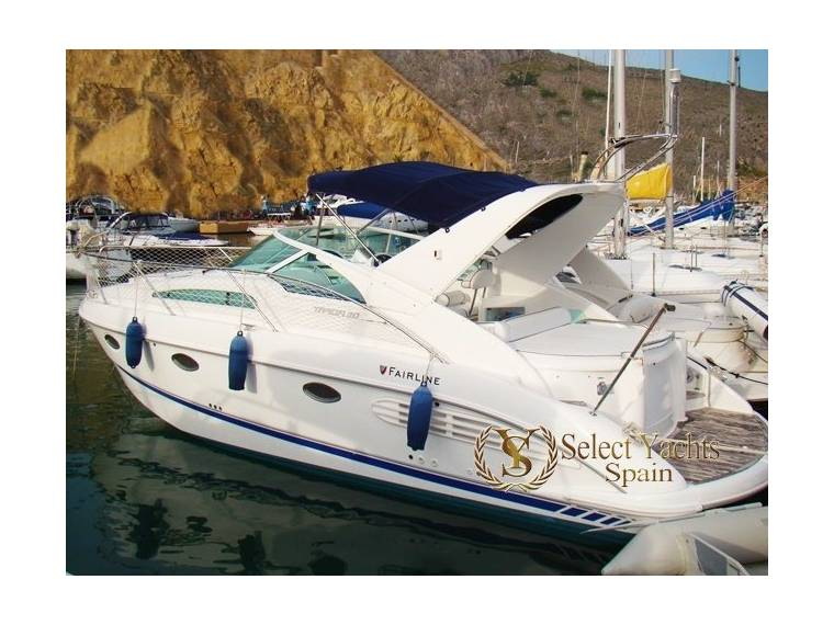Fairline Boats Fairline Targa 30