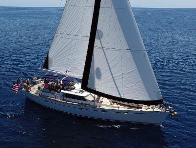 Farr 50 Pilothouse Sailing