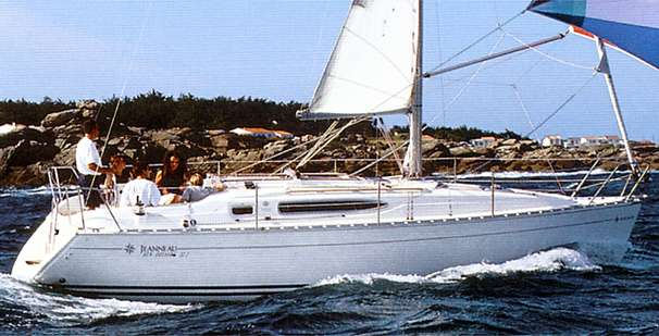 Jeanneau Sun Odyssey 32.2 Manufacturer Provided Image