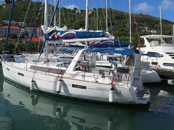 Beneteau Oceanis 41 Profile
