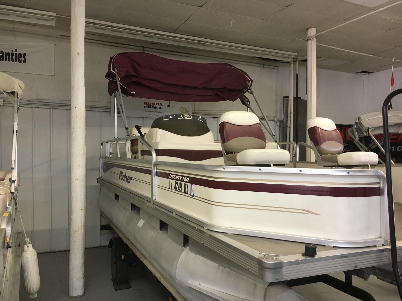 Fisher Boats 180 Liberty