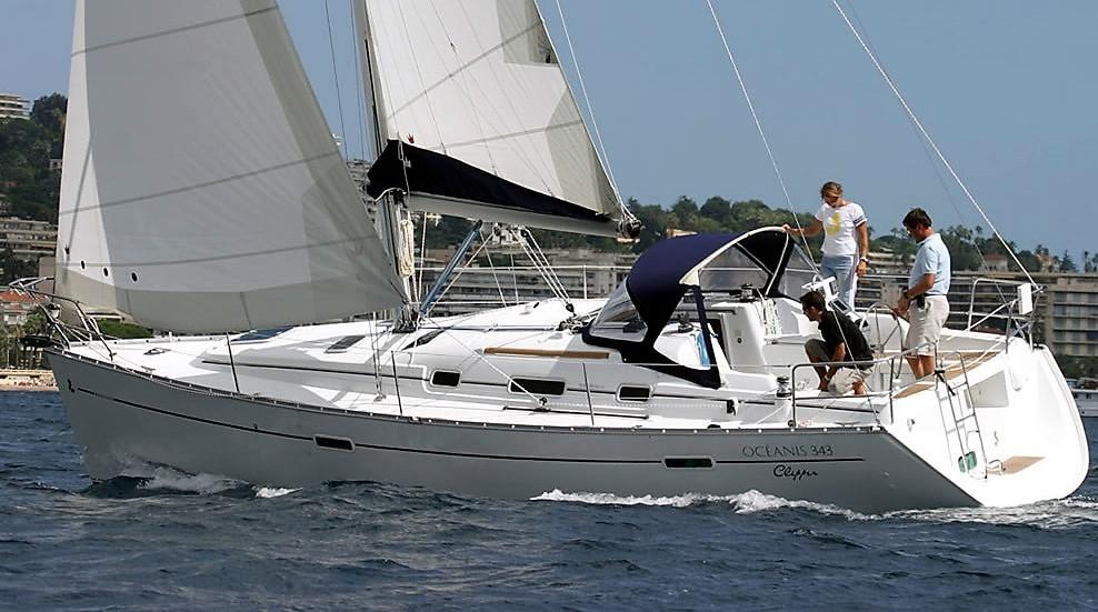 Beneteau Oceanis Clipper 343 Beneteau Oceanis 343 For Sale