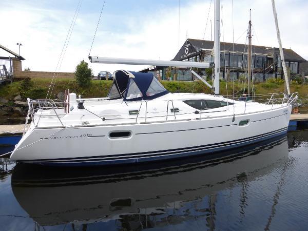 Jeanneau Sun Odyssey 42ds Jeanneau Sun Odyssey 42DS