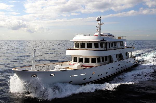Terranova Italian Yachts T115 TERRANOVA T115