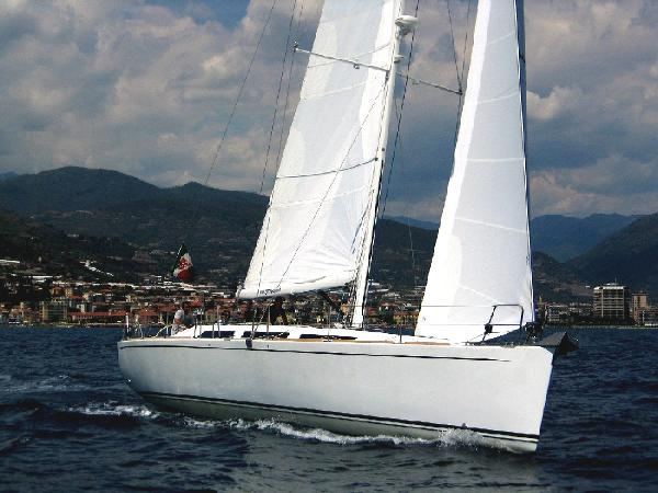Gieffe GY 53 53_1 in navigazione 1