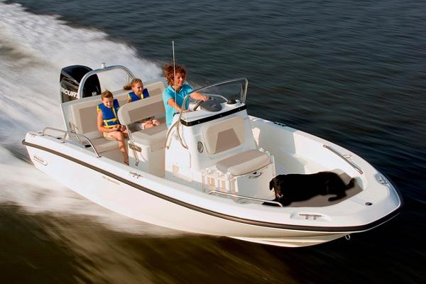 Boston Whaler 180 Dauntless Manufacturer Provided Image