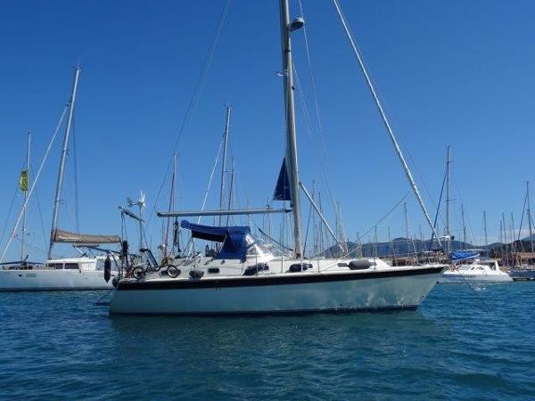 Westerly Seahawk 34 Bilge Keel