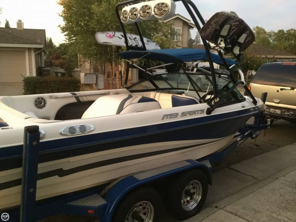 Mb Sports Boss 190 2002 MB Sports Boss 190 Plus for sale in Elk Grove, CA