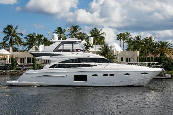 Princess Flybridge Motor Yacht MY BUDDY