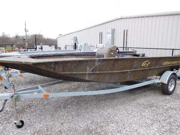 G3 Boats 18 SC CAMO