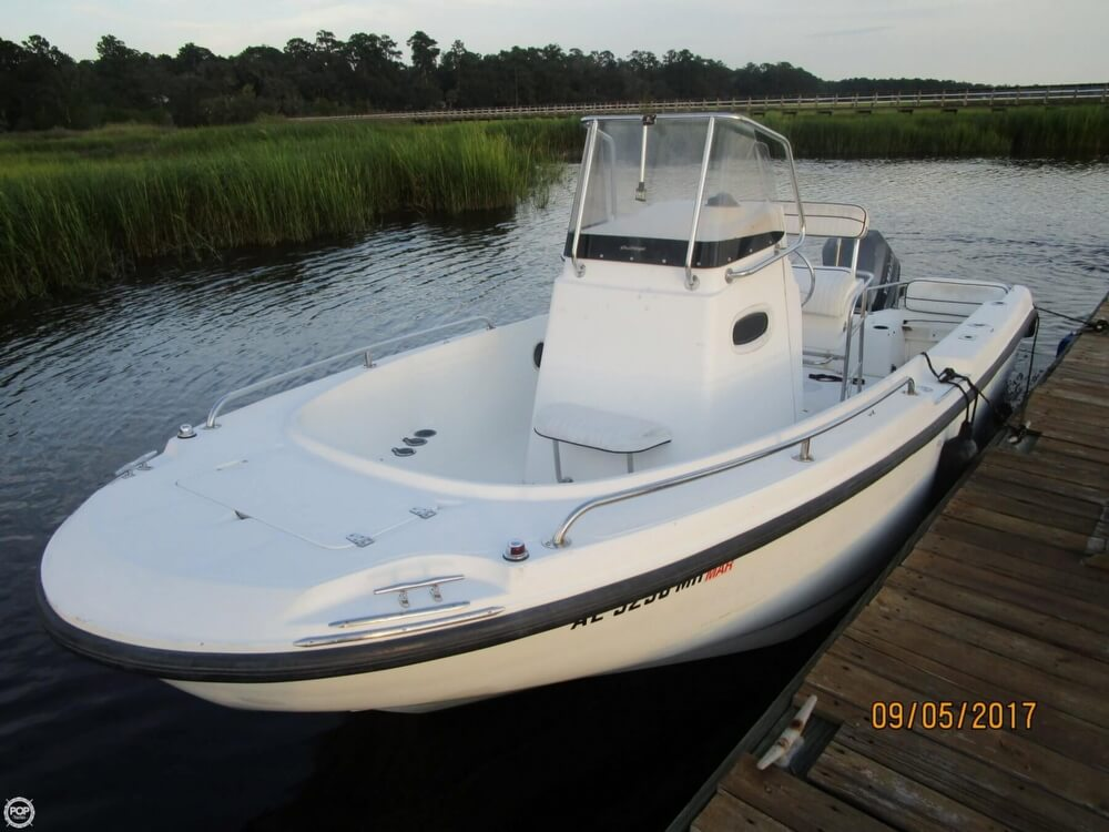 Boston Whaler 21 Outrage 1999 Boston Whaler 21 Outrage for sale in Savannah, GA
