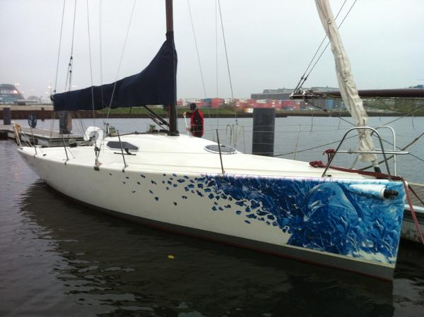 MAX FUN 35 redesigned keel