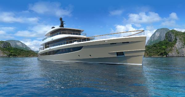 PRIME Megayacht Platform NEXT